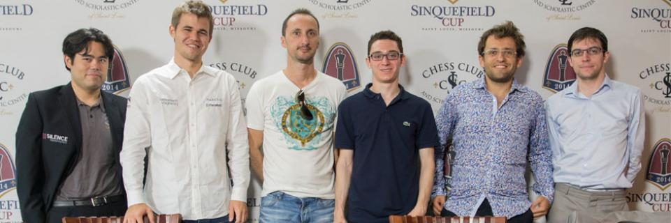 Sinquefield 2014 players